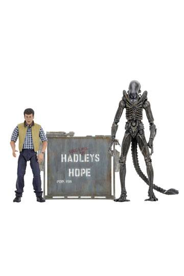 Hadley's Hope Aliens Neca Actionfigur 2-Pack