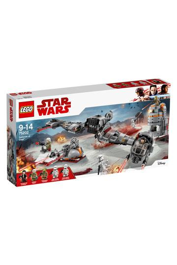 LEGO Star Wars Episode VIII Defense of Crait