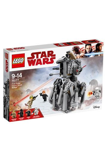 LEGO Star Wars Episode VIII First Order Heavy Scout Walker