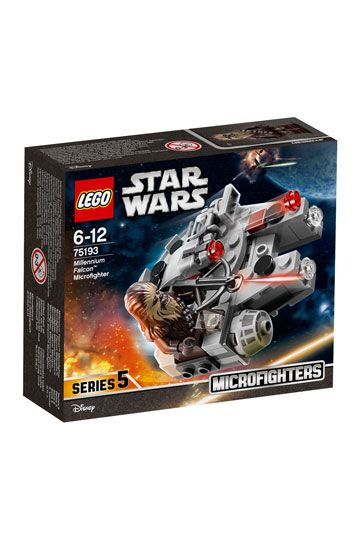 LEGO Star Wars Microfighters Episode VII Millennium Falcon