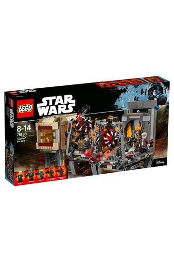 LEGO Star Wars Episode VII Rathtar Escape