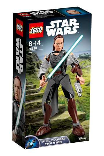 LEGO Star Wars Episode VIII Actionfigur Rey