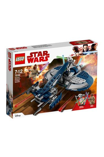 LEGO Star Wars The Clone Wars General Grievous' Combat Speeder