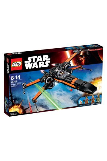 LEGO Star Wars Episode VII Poe's X-Wing Fighter