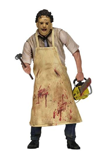 Texas Chainsaw Massaker Retro Actionfigur Ultimate Leatherface