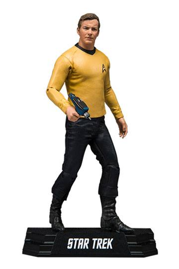 Star Trek TOS Actionfigur Captain James T. Kirk