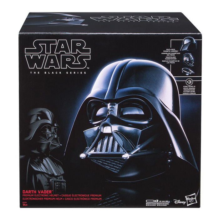 Darth Vader – Black Series Electronic Helmet Replica
