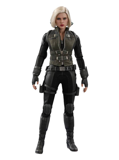 Black Widow Hot Toys Actionfigur Avangers Infinity War