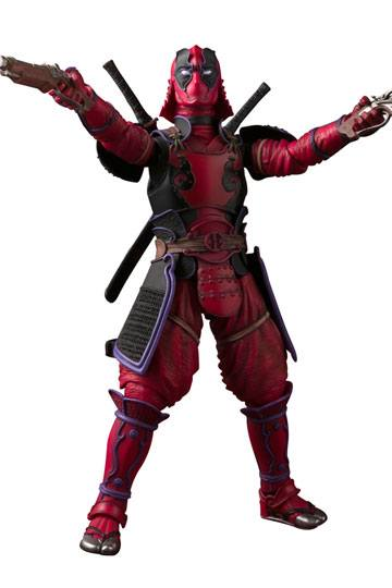 Deadpool Meisho Manga Comics Marvel Realization Actionfigur