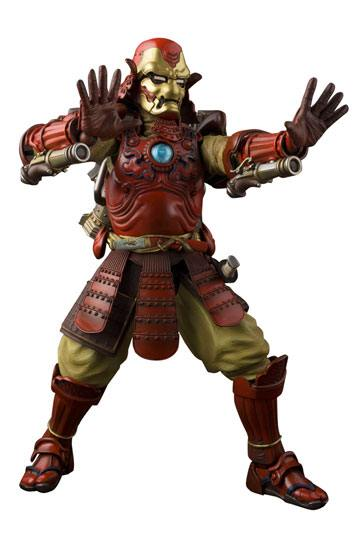 Iron Man Mark III Samuraj Comics Meisho Manga Actionfigur