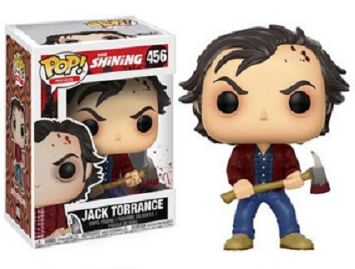 Jack Torrance The Shining POP! Film Figurer Funko