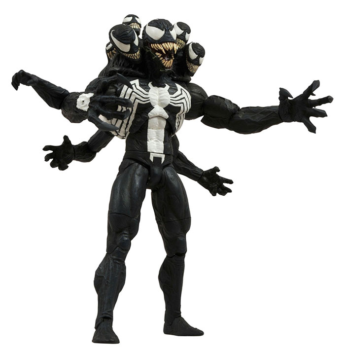 Venom actionfigur – Marvel Select