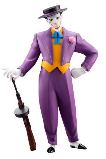 The Joker ARTFX+ PVC Staty DC Comics Batman The Animated Series