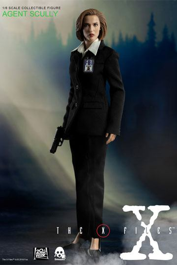 Agent Scully Actionfigur The X-Files 1/6