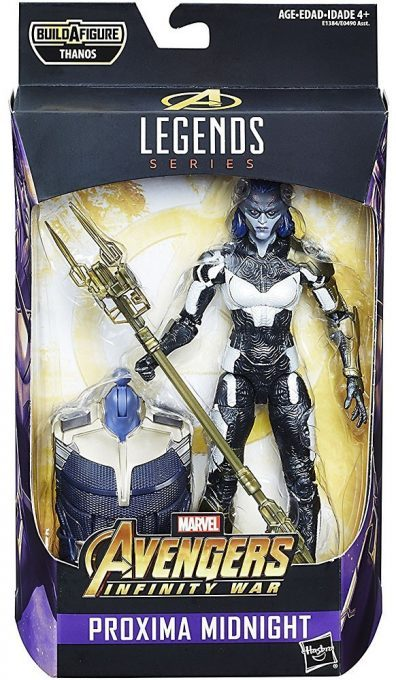 Proxima Midnight – Avengers Infinity War Actionfigur Marvel Legends