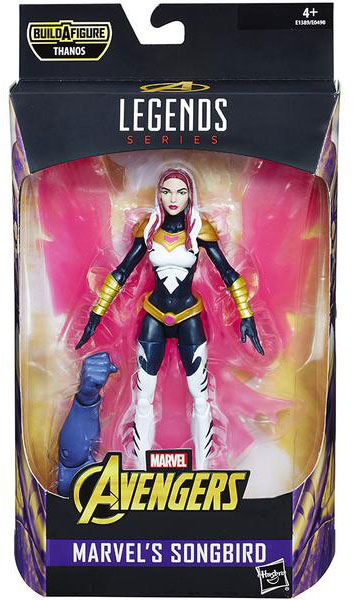 Songbird – Avengers Infinity War Actionfigur Marvel Legends