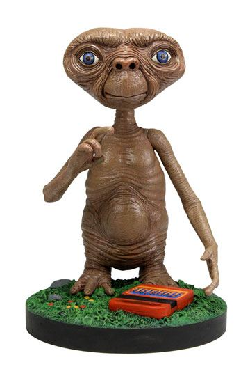 E.T. the Extra-Terrestrial Head Knocker E.T. – NECA