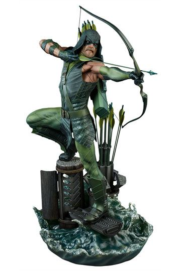 Green Arrow DC Comics Premium Format Staty