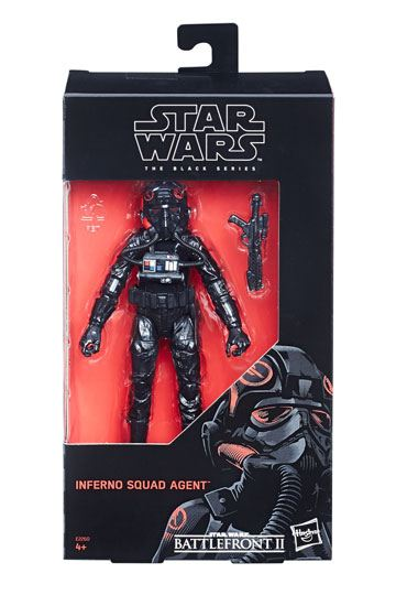 Inferno Squad Agent Actionfigur Star Wars Battlefront II Black Series