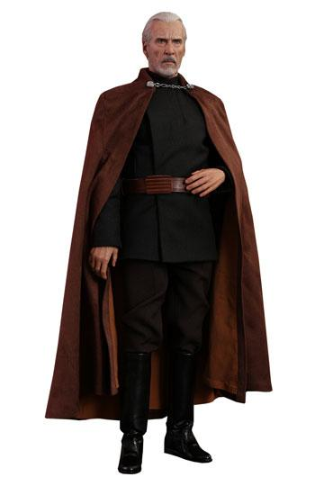 Count Dooku Actionfigur Star Wars Episode II Movie Masterpiece