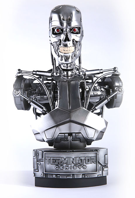 Terminator Genisys 1:2 Scale Endo Bust