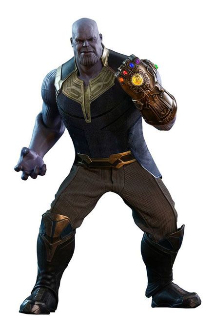 Thanos Avengers Infinity War Movie Masterpiece Actionfigur 1/6