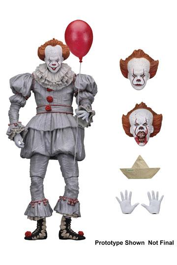 Ultimate Pennywise Neca Actionfigur – Stephen King's It