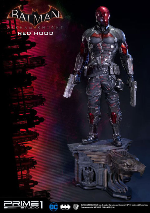 Batman Arkham Knight 1/3 Statue Red Hood