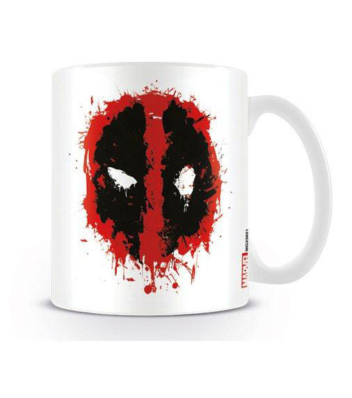 Deadpool Mugg Splash