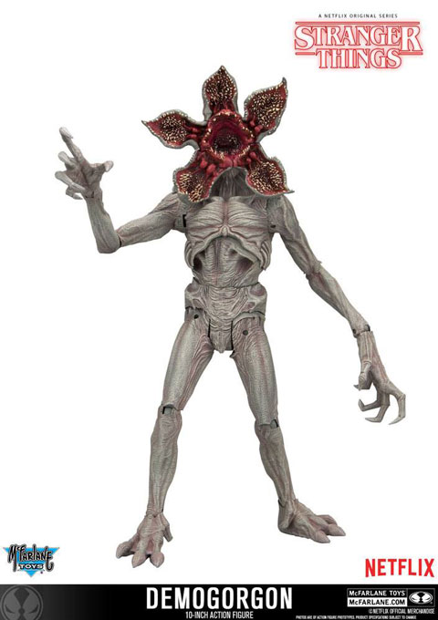 Demogorgon Stranger Things Deluxe Actionfigur