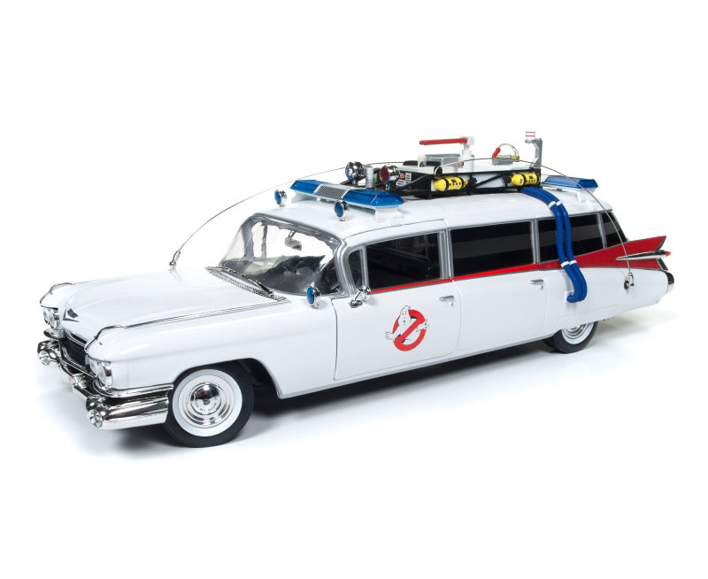 Ecto-1 Ghostbusters Diecast Model 1:21