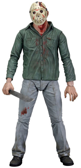 Jason Voorhees Ultimate Actionfigur – Friday the 13:th Part III