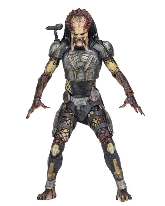 Predator 2018 Actionfigur Ultimate Fugitive Predator