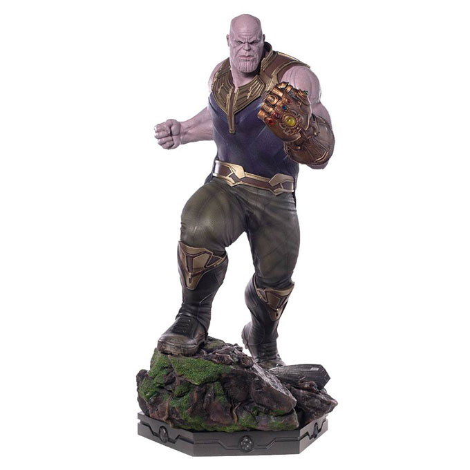 Thanos Avengers Infinity War Legacy Replica Staty 1/4