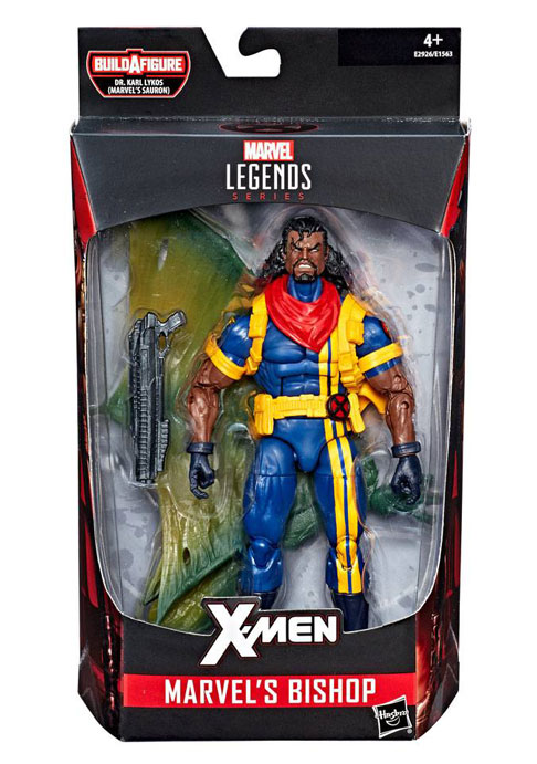 Bishop Deadpool Marvel Legends Actionfigur Wave 2