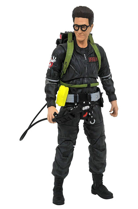 Egon Spengler Ghostbusters 2 Select Actionfigur Serie 7