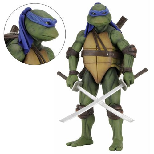 Leonardo – TMN Turtles Neca Actionfigur 1/4