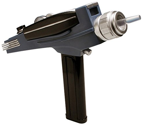 Star Trek TOS Replica 1:1 Black Handle Phaser