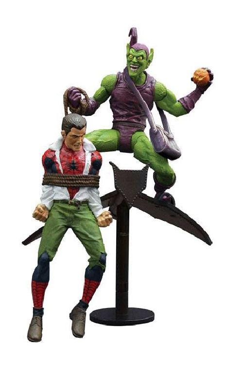 Classic Green Goblin Marvel Select Actionfigur