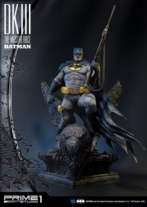 Dark Knight III The Master Race Statue 1/3 Batman