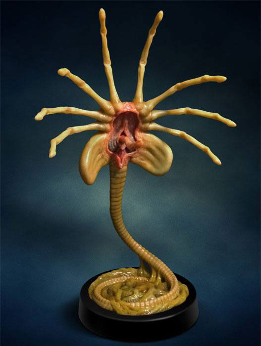 Facehugger Aliens Replica 1/1