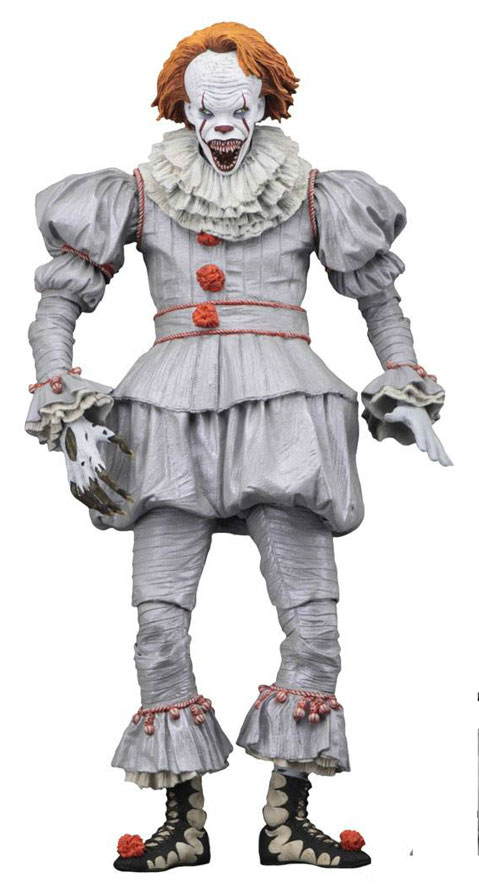 Stephen King's It 2017 Ultimate Pennywise (Well House) Actionfigur