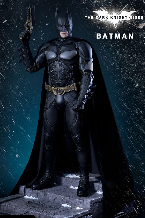 Batman The Dark Knight Rises 1/3 Staty