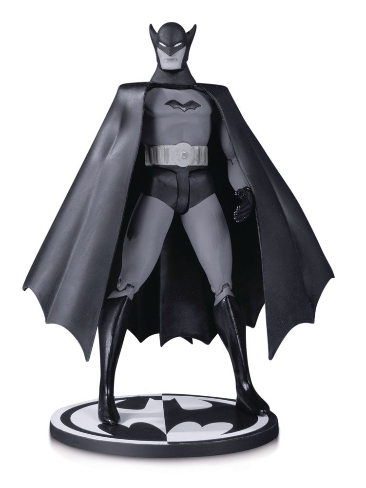 Batman Black & White Bob Kane Actionfigur