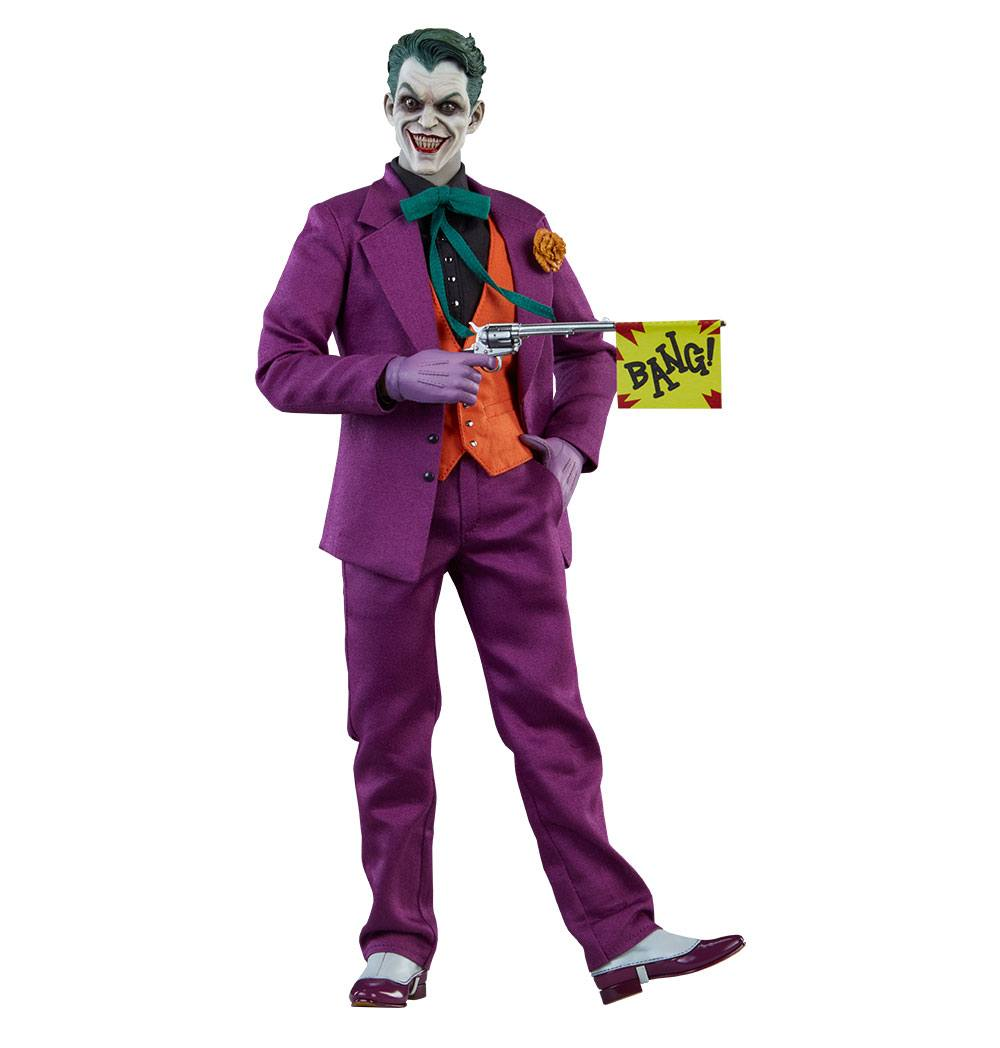 DC Comics Actionfigur 1/6 The Joker