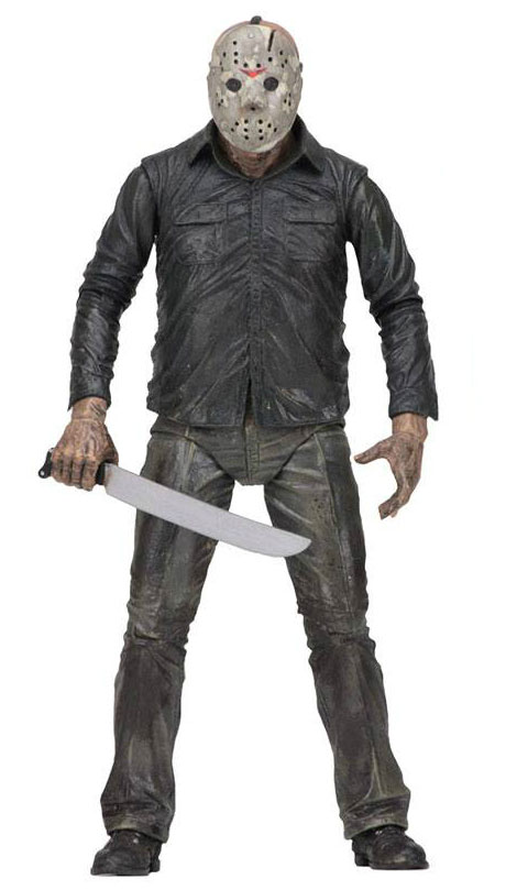 Friday the 13th Part 5 Ultimate Jason Actionfigur