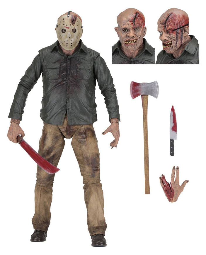 Jason Friday the 13th: The Final Chapter Actionfigur 1/4