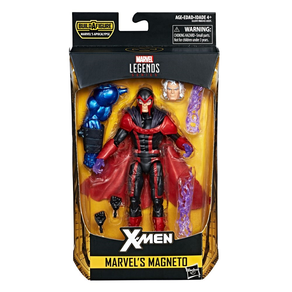 Magneto X-Men Marvel Legends Actionfigur