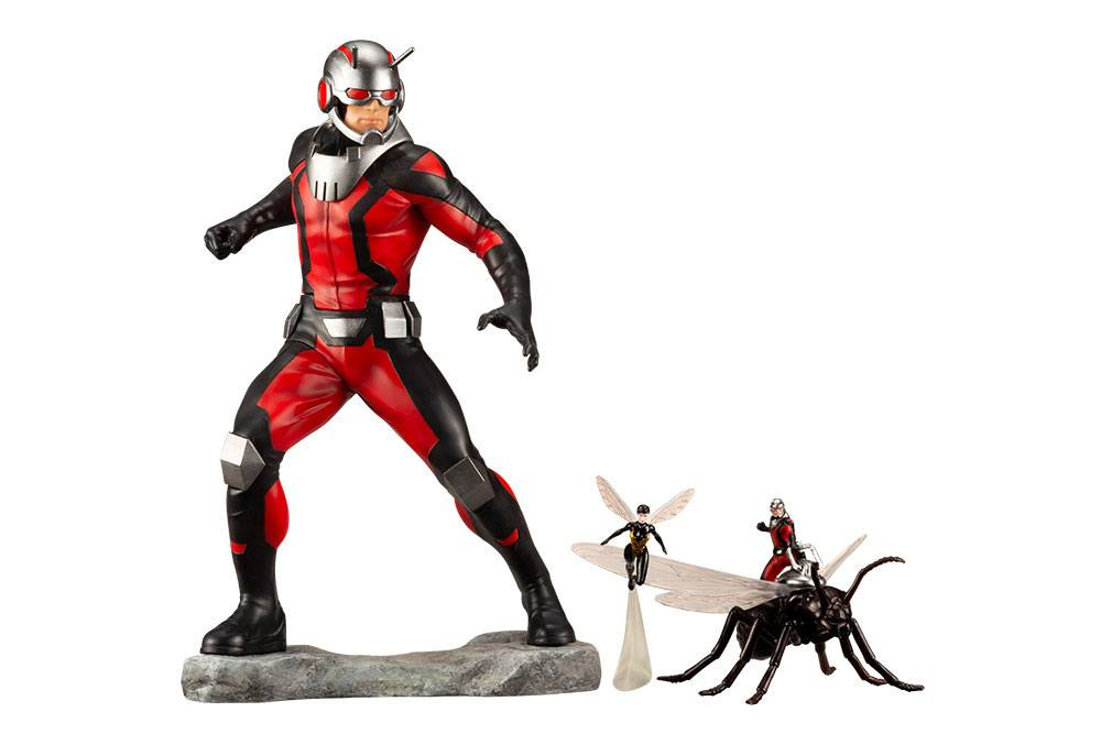 Ant-Man & Wasp Avengers Series ARTFX+ PVC Staty