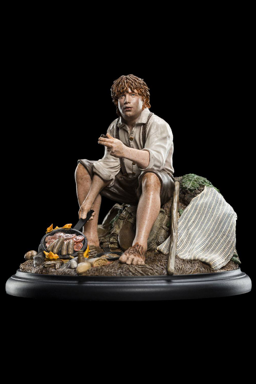 Samwise Gamgee Lord of the Rings Staty